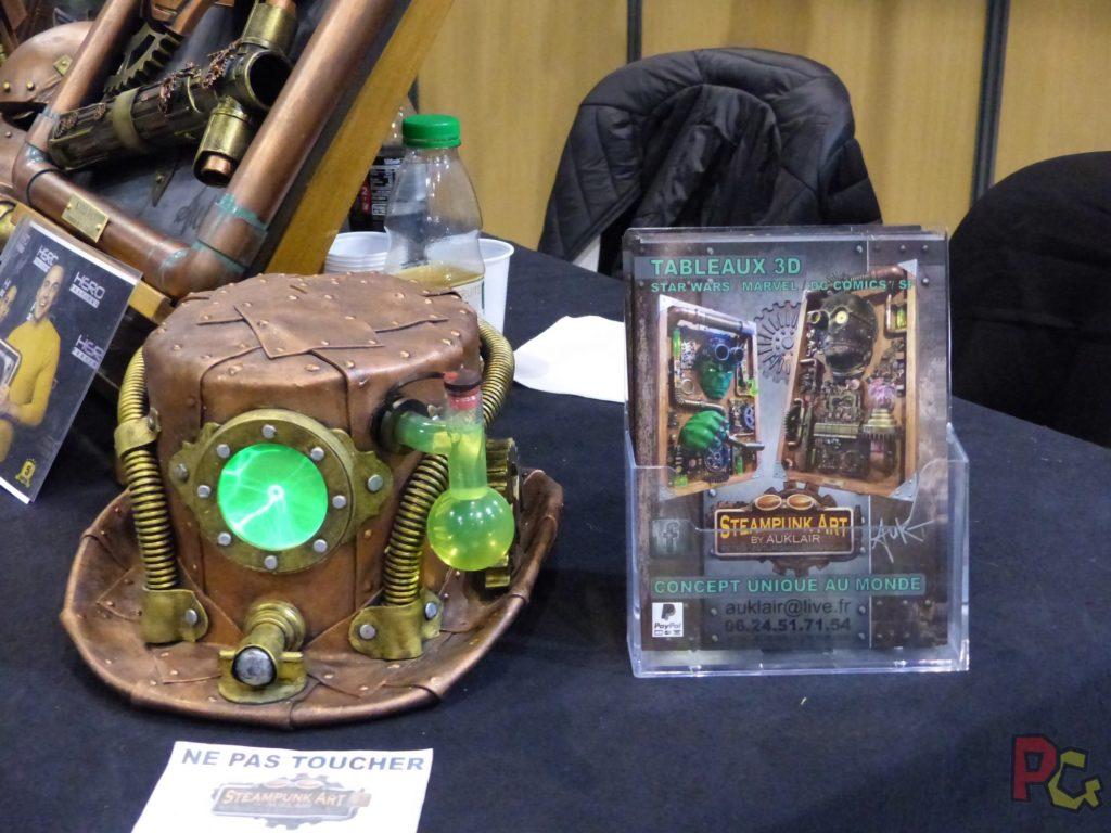 Hero Festival Saison 5 - steampunk art