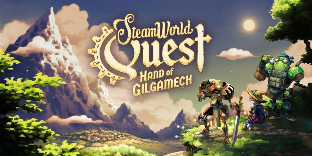 Indie Highlights 2019 - SteamWorld Quest Hand Of Gilgamech