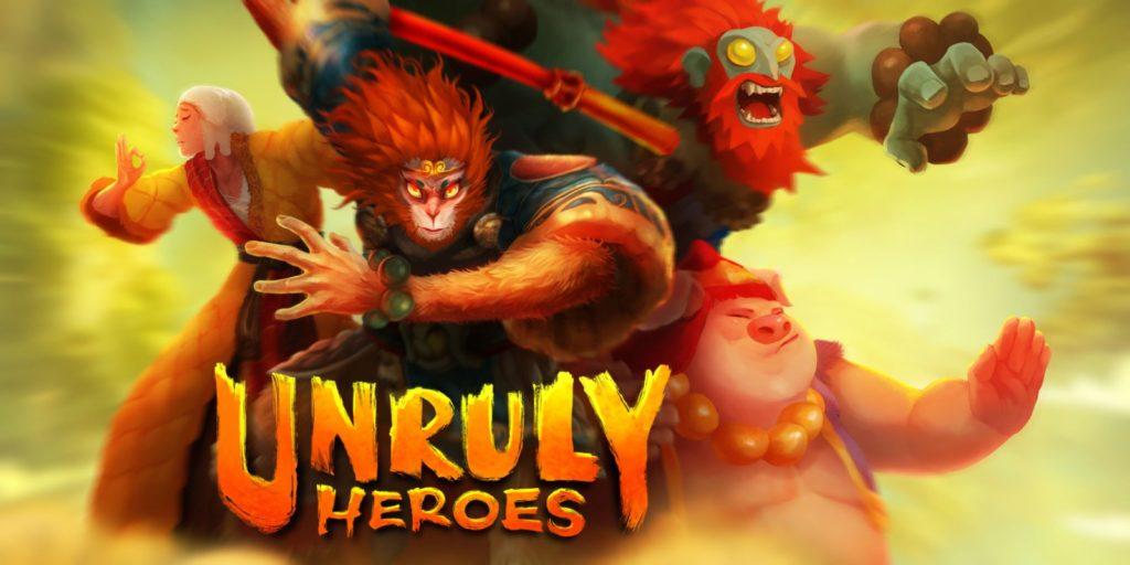Indie Highlights 2019 - Unruly Heroes