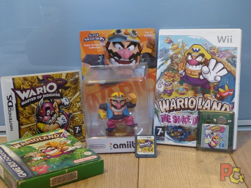Top 5 Licences - Wario Land