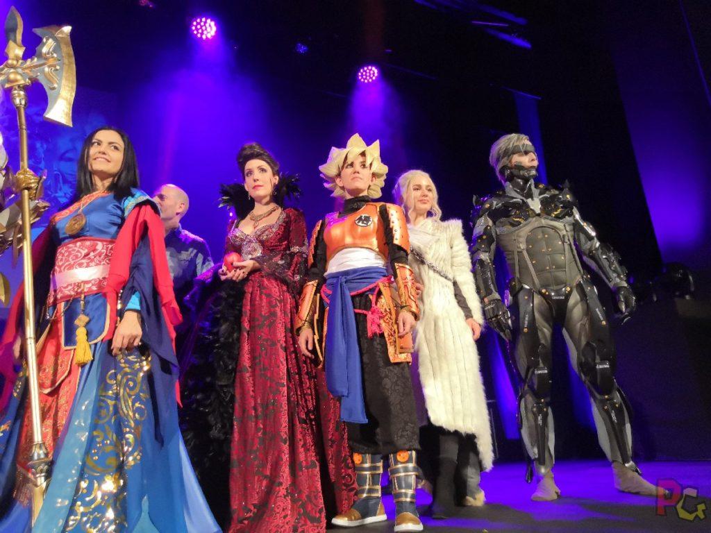 MAGIC2019 5ème anniversaire - résultats concours cosplay