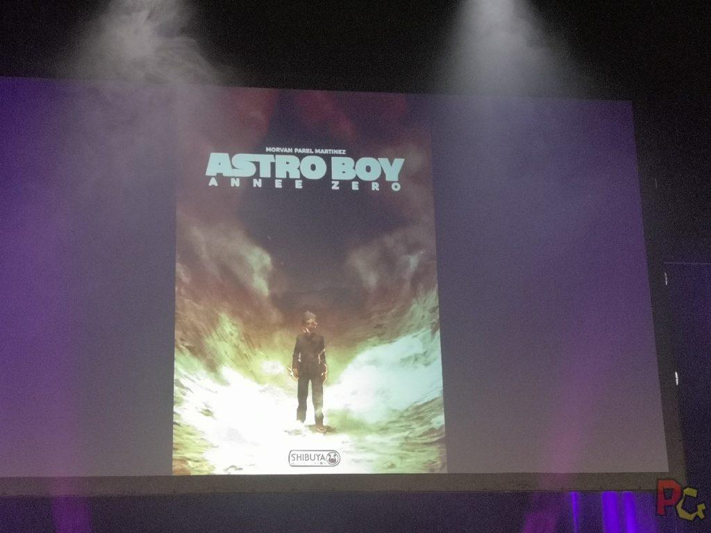 MAGIC2019 5ème anniversaire - crazy time Astroboy Annee Zero