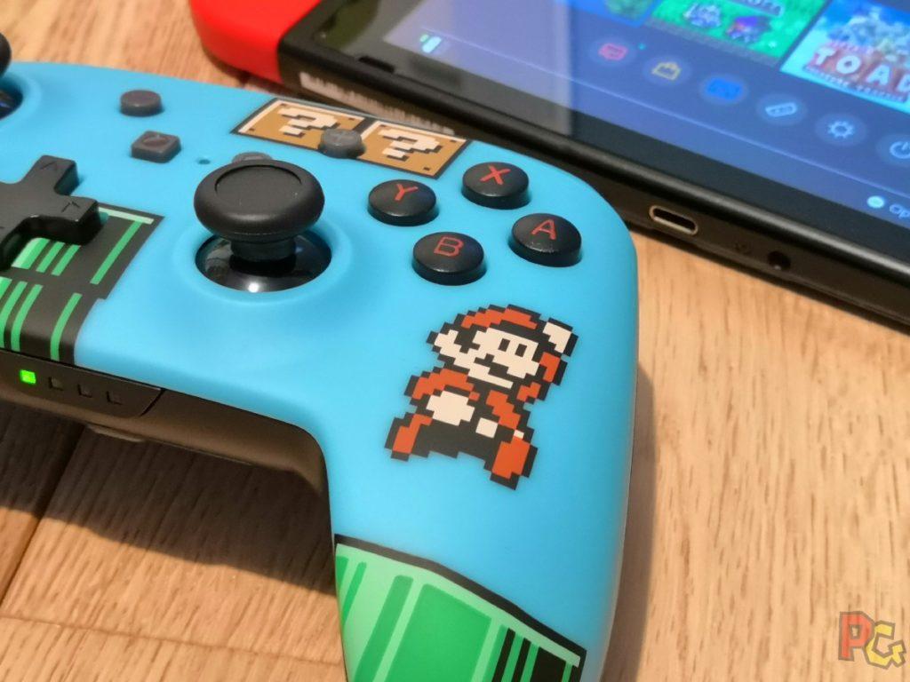 Manette-améliorée-SMB3 - Mario