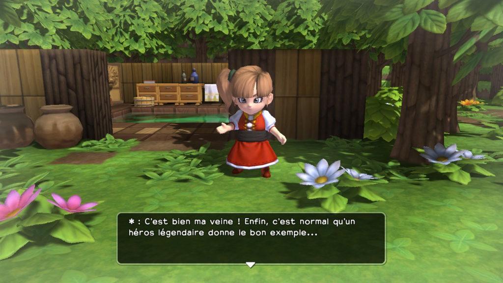 Dragon Quest Builders - rêve