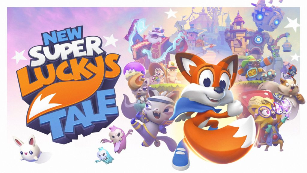 Nintendo E3 2019 - New Super Luckys Tale