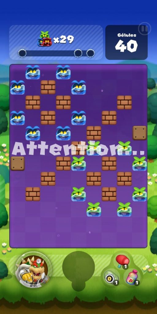 Dr Mario World - Mode aventure