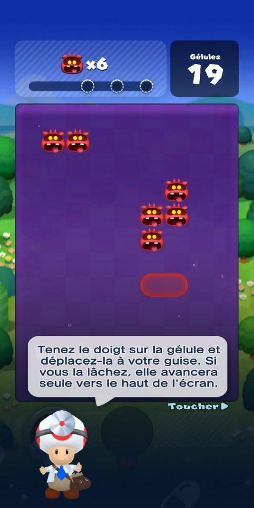 Dr Mario World - gameplay