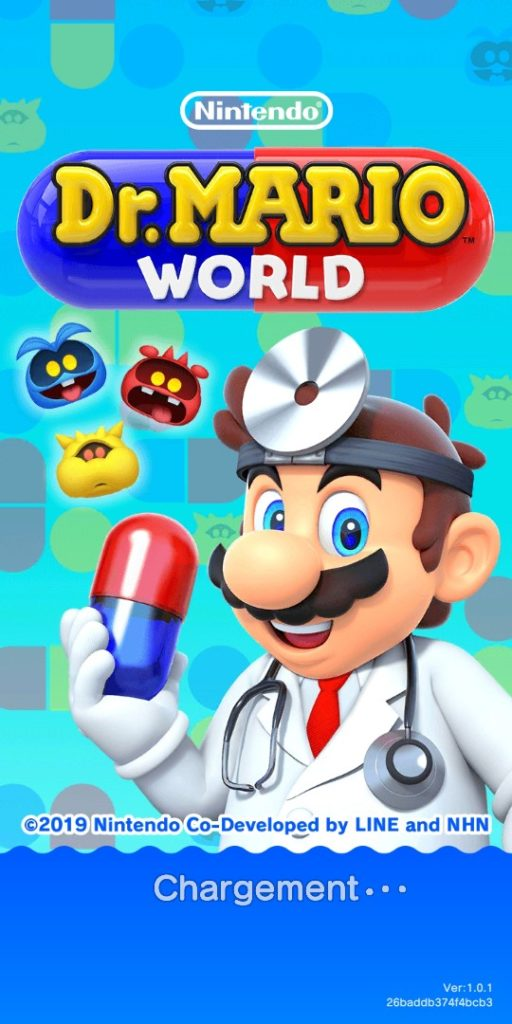 Dr Mario World - image d'introduction
