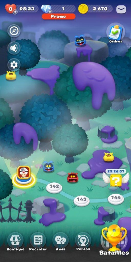 Dr Mario World - monde aventure monde 4