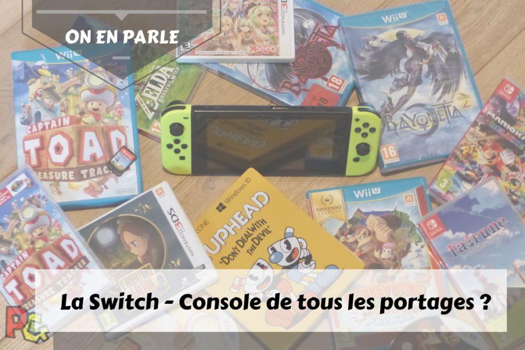 OEP Portages Switch - bannière